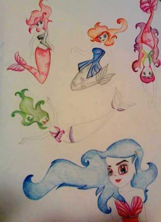 Sirene .. da finire :P